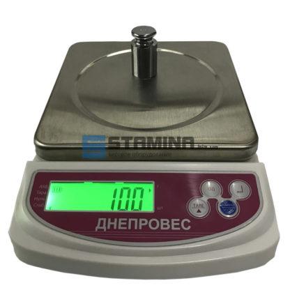 Фасовочные весы ДНЕПРОВЕС ДІ-6