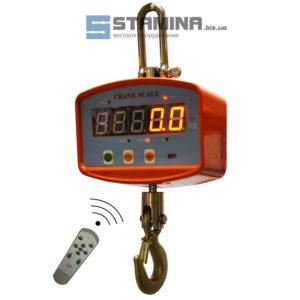 Крановые весы Днепровес OCS-XZA 300 кг, 500 кг, 1000кг