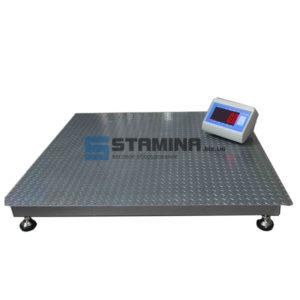 Платформенные весы Днепровес ВПД 1215 PRO 1200x1500мм