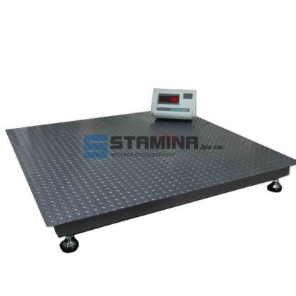 Платформенные весы ВПД 1020Л Эконом 1000х2000 мм